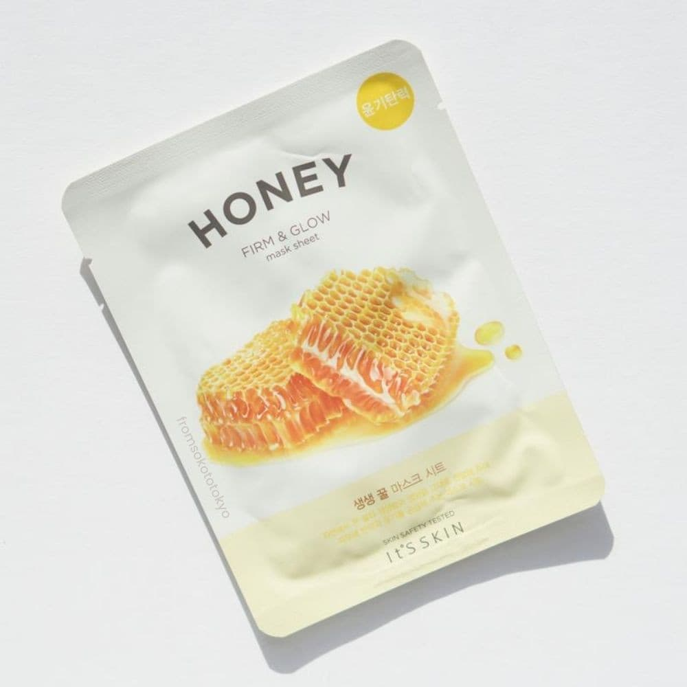 The Fresh Mask Sheet Honey Firm & Glow