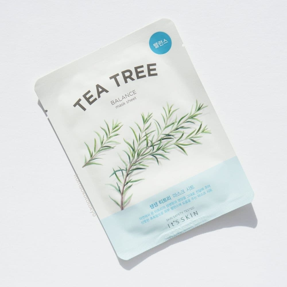 The Fresh Mask Sheet Tree Tea Balance