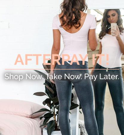 Don't have the money now? Afterpay it!