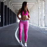 Seamless Pink Tights