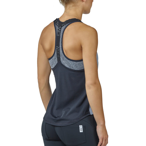 Perform Tank Top - Grey