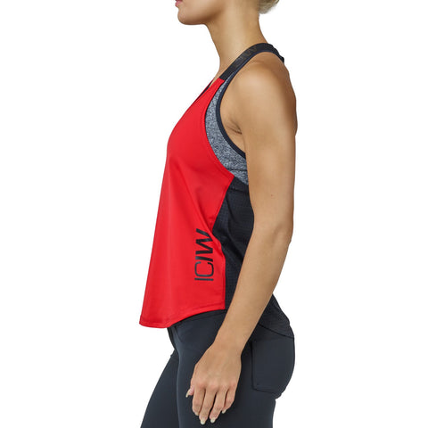Perform Tank Top - Red