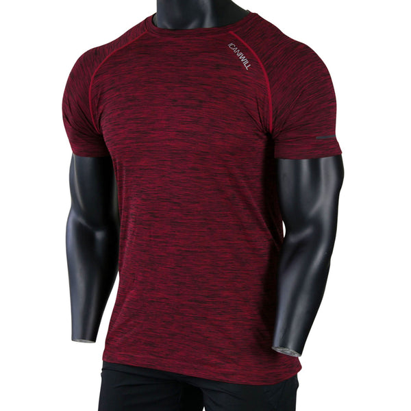 Seamless T-Shirt - Red