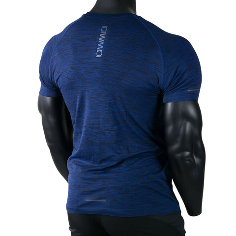 Seamless T-Shirt - Navy