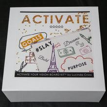ACTIVATE YOUR VISION™-BOARD KIT