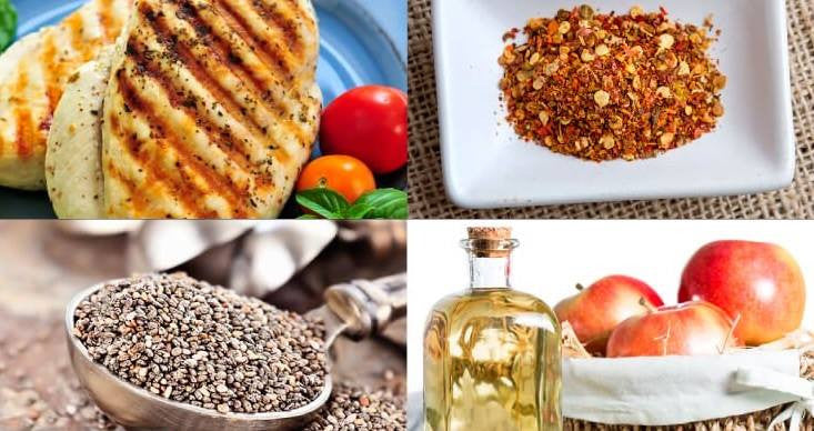 My Favorite Fat Burning Foods For Faster Weight Loss