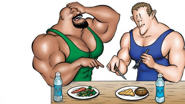 Sneak Peak To The Best Meals To Eat As A Bodybuilder - With The Why Revealed!