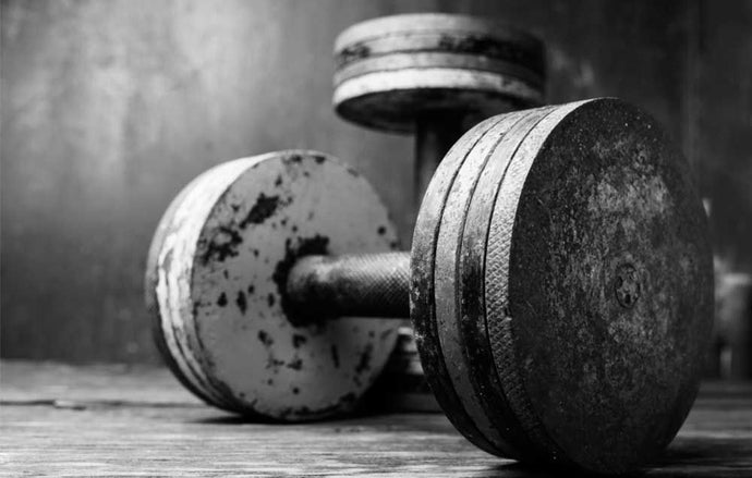 Discover how Lifting Weights keeps you young