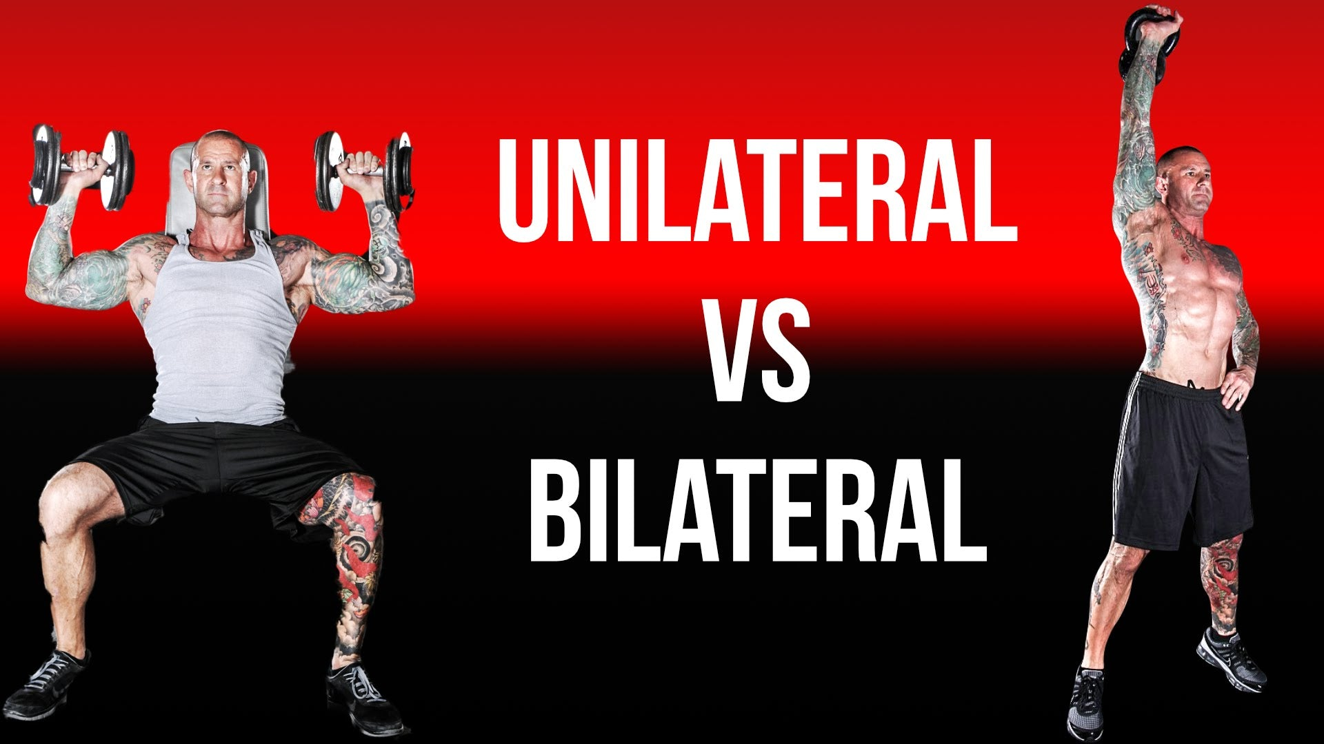 Bilateral Training Or Unilateral Training? Which One To Use When Is Reveiled Here