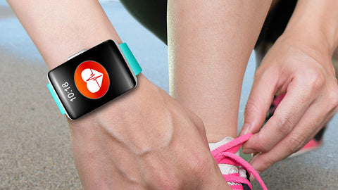 Wear an activity tracker