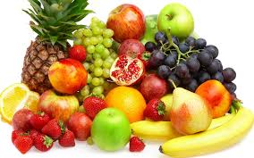 carbohydrates from fruits
