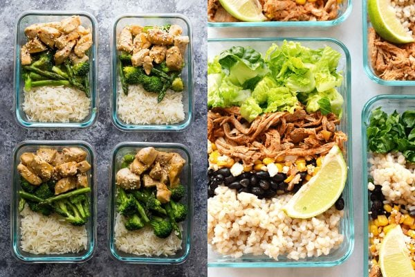 Prep your meals