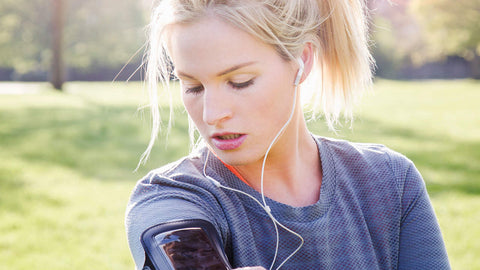 Create a workout playlist you love