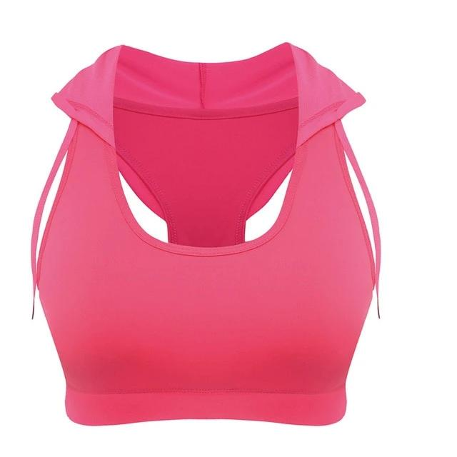 Adjustable Fitness Sport Bra Yoga Sexy Cross Strap Backless Top