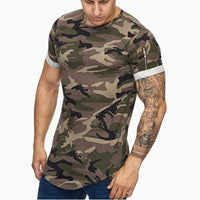 Military Camouflage T-shirts For Men