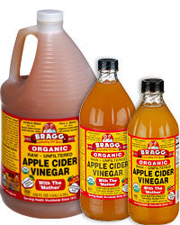 Vinegar, Bragg Apple Cider