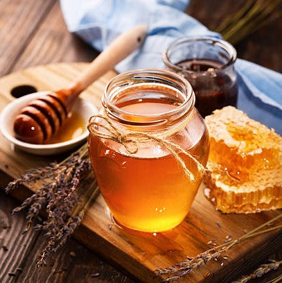 Honey - Local, Raw