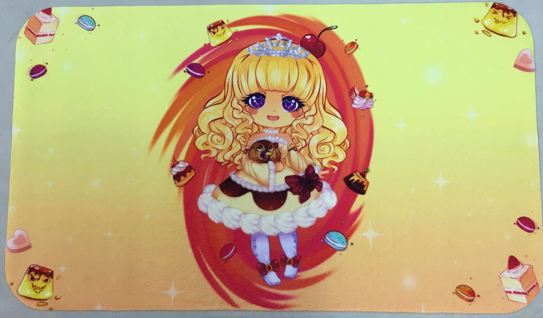 Princess 1 Player Playmat