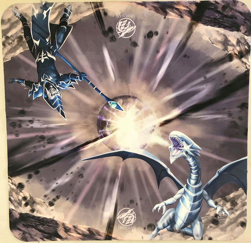 Rivals Reborn Full Color 2 Player Cloth Playmat