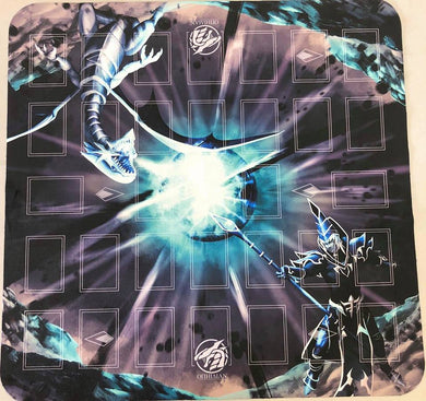 Rivals Reborn Full Color 2 Player Cloth Playmat LED 1/5 With Zones