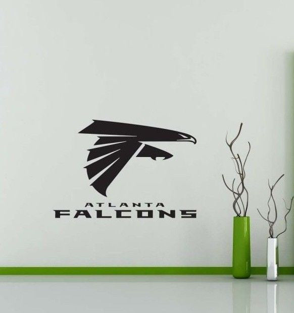 Atlanta Falcons NFL Team Superbowl Wall Decal Gm0429 FRST