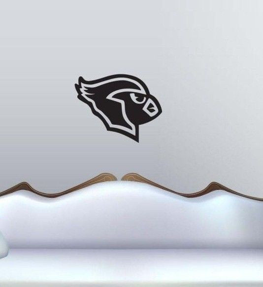 Arizona Cardinals NFL Team Superbowl Wall Decal Gm0415 FRST