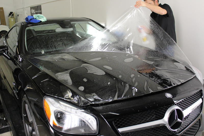 Automotive Paint Protection Film Scotchcal™ Pro Series Paint - 3M Hood 48