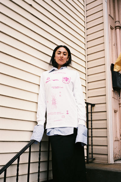 The Community : Ilja Karilampi Longsleeve