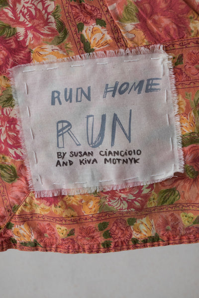 One-Of-A-Kind RUN Home Tapestry