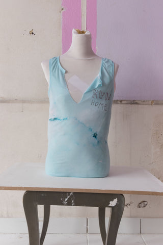 Hand-Dyed Top