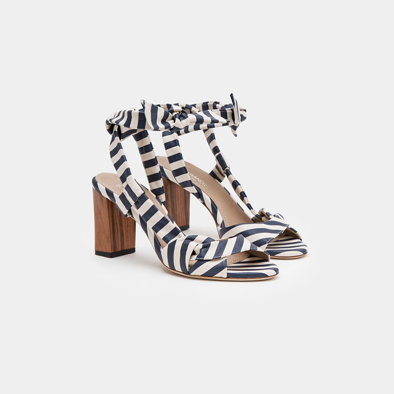 Sclarandis Stella Pump Stripes