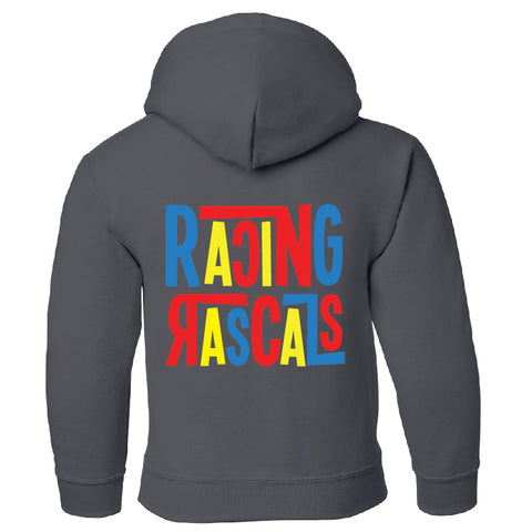 Racing Rascal Youth Hoodies