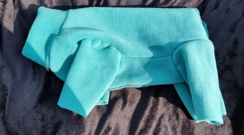 Plush Fleece - Green
