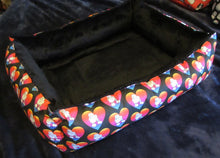 Poodle Bed - Black