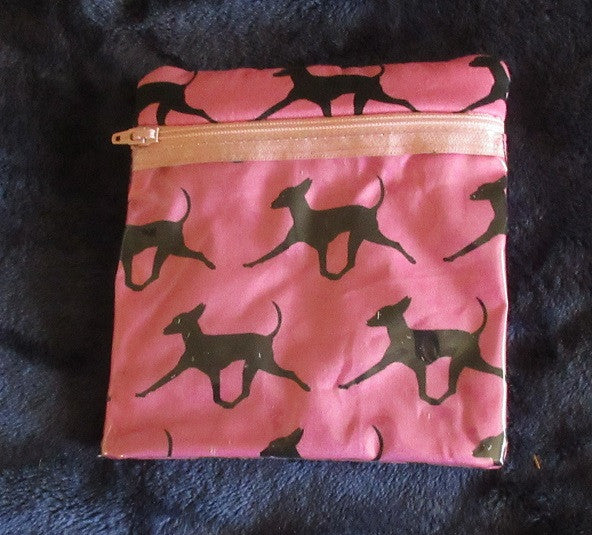 Leash Bag / Make-up Bag Xolo Moving Pink