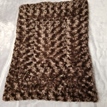 Faux Fur Crate Mat - X-Large