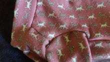 Crested Jammie - Fleece or knit - Pink Puppies Only