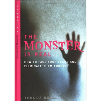 The Monster is Real (English, Hardcover, Pocket-Size)