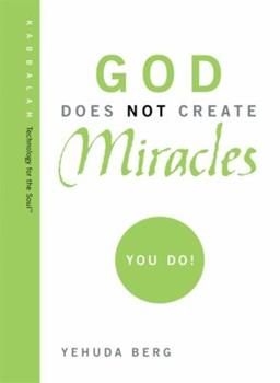 God Does Not Create Miracles (English, Hardcover, Pocket-Size)