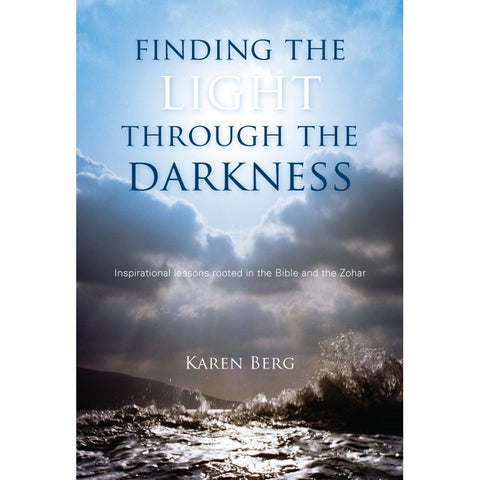 Finding The Light Through Darkness (English, Hardcover)