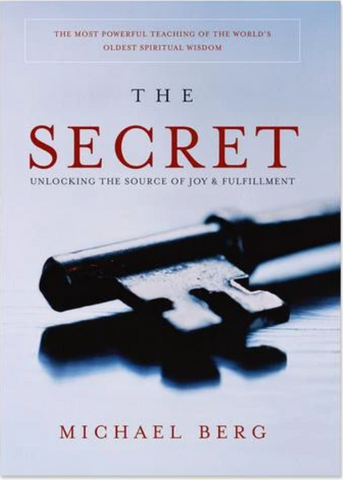 THE SECRET: UNLOCKING THE SOURCE OF JOY AND FULFILLMENT (ENGLISH)
