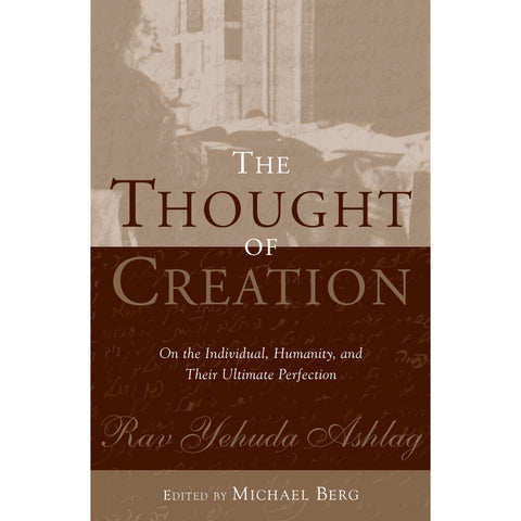 The Thought of Creation (English, Hardcover)