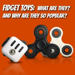 Fidget toys: What are they? and WHY are they so popular?