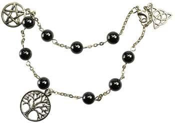 Hematite Anklet - Awesome Sauce Gifts