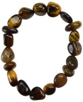 Tiger Eye Gemstone Bracelet - Awesome Sauce Gifts