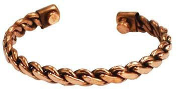 Copper Magnetic Bracelet Heavy - Awesome Sauce Gifts