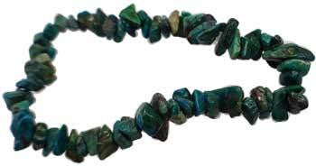 Chrysocolla Chip Bracelet - Awesome Sauce Gifts