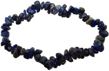 Lapis Chip Bracelet - Awesome Sauce Gifts