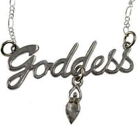 Goddess Necklace - Awesome Sauce Gifts