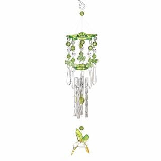 Green Hummingbird Chime - Awesome Sauce Gifts